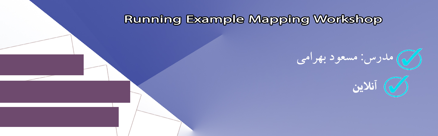 Running Example Mapping Workshop